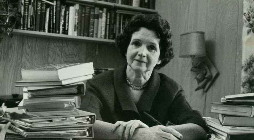 Quem foi Rachel Carson, você sabe?