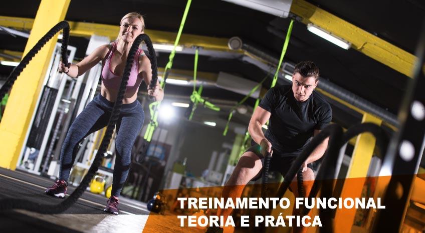 TREINAMENTO FUNCIONAL - TEORIA E PRÁTICA
