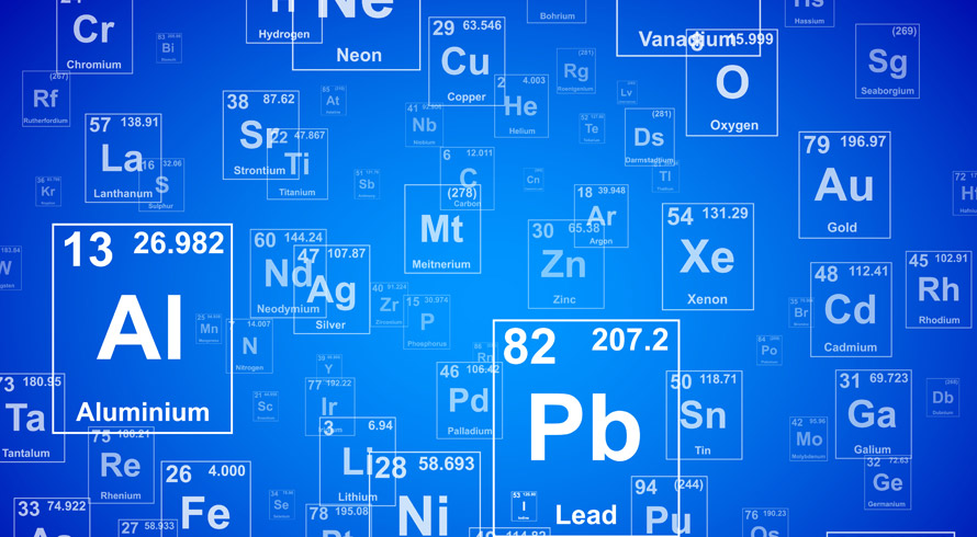 2019: de acordo com anúncio da ONU, ano todo dedicado à tabela periódica!