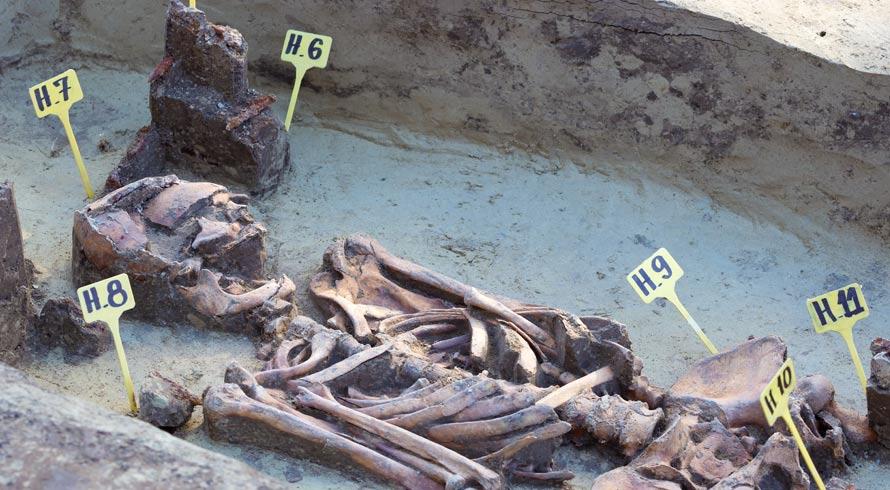Arqueólogos encontram tumba etrusca que pode fornecer dados valiosos sobre a referida civilização perdida