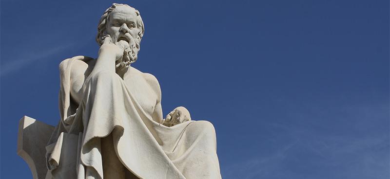 """Curso de pós, à distância, em """"Filosofia""""! Nós, da Unincor, queremos fazer de você um(a) pensador(a) ativo do século XXI"""