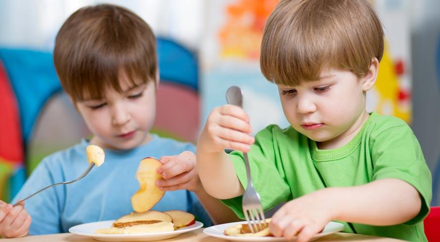 Dia de celebrarmos a importância da alimentação na escola!