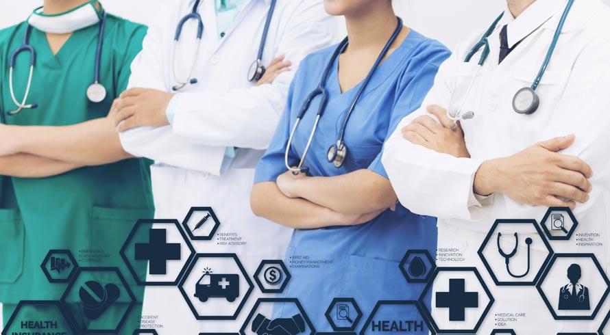 Dia de celebrarmos todos os que atuam nos serviços de saúde