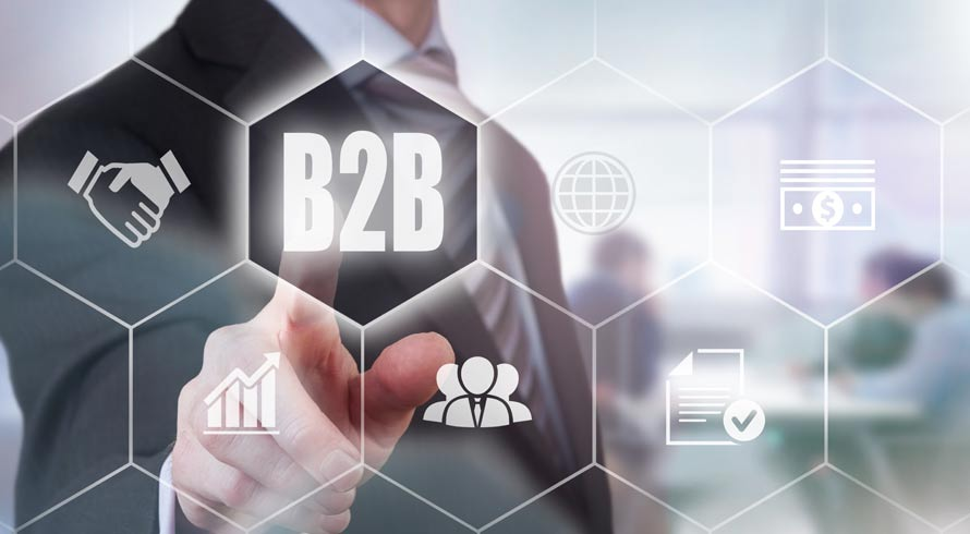 Estratégias de marketing B2B são fundamentais para que um negócio prospere