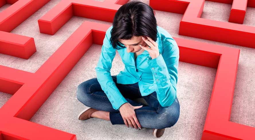 Estudo britânico revela que Covid-19 amplia risco de depressão e demência