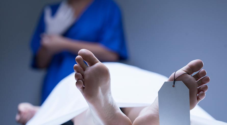 Momento-morbidez: pesquisa australiana revela que corpos humanos seguem se mexendo mais de um ano após a morte