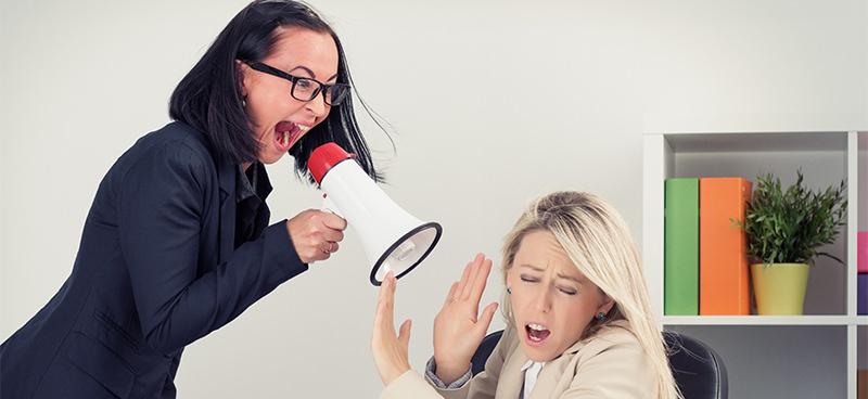 Saiba o que NÃO fazer para ser considerado(a) um(a) péssimo(a) chefe