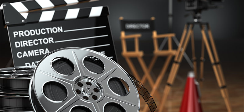 """Será que temos aí o(a) próximo(a) Spielberg? Pode ser! Aproveite o curso de pós em """"Cinema e Linguagem Audiovisual"""" oferecido pela Unincor e descubra!"""