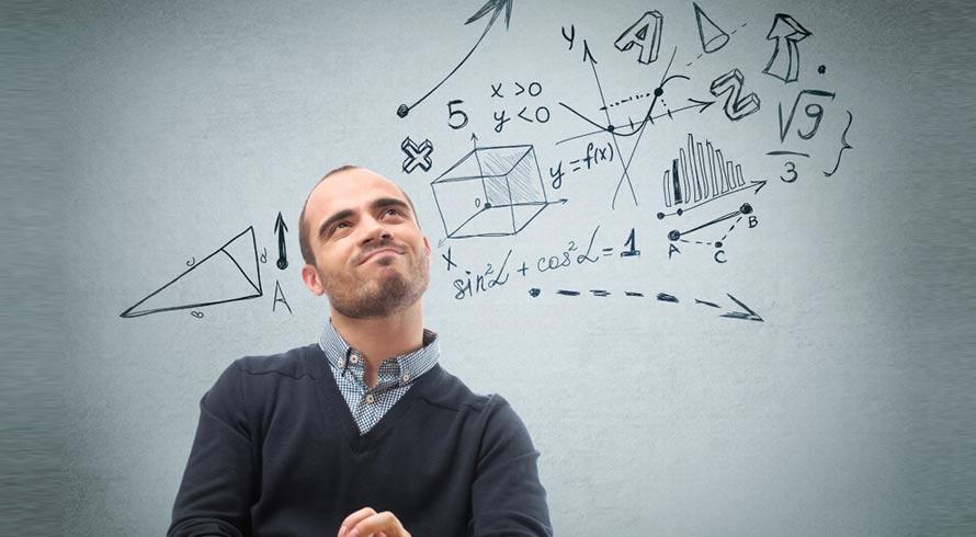 """Será que existe, mesmo, o """"não nasci para a Matemática""""?"""