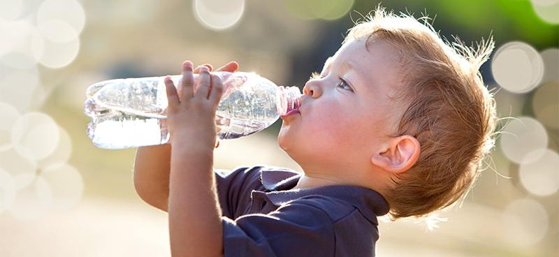 Vamos celebrar a água!