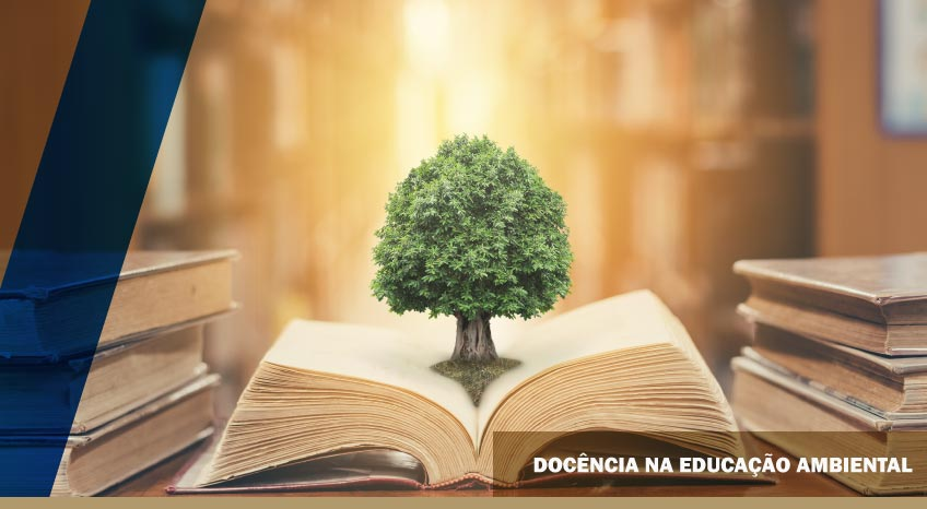 DOCÊNCIA NA EDUCAÇÃO AMBIENTAL