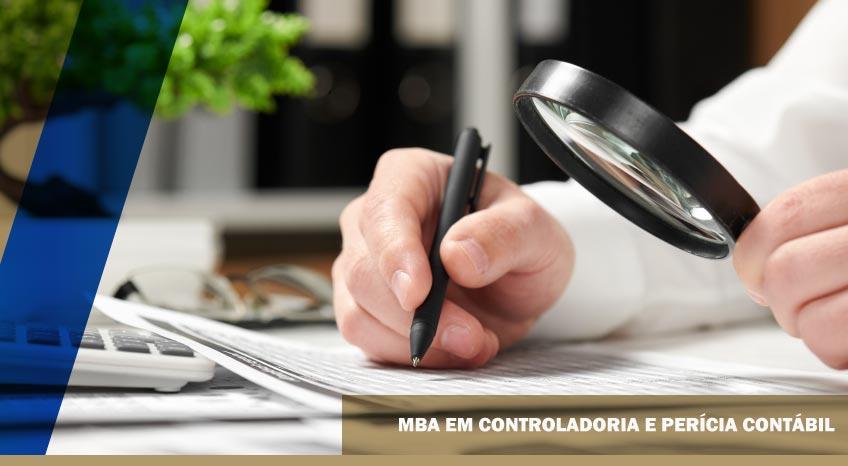MBA EM CONTROLADORIA E PERÍCIA CONTÁBIL