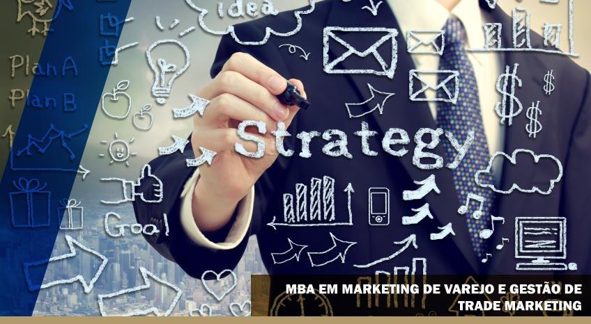 MBA EM MARKETING DE VAREJO E GESTÃO DE TRADE MARKETING