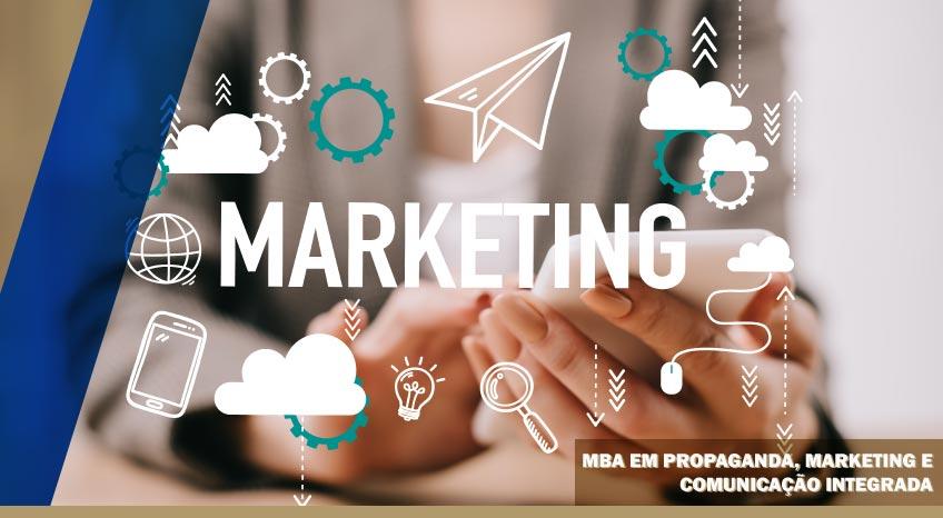 MBA EM PROPAGANDA, MARKETING E COMUNICAÇÃO INTEGRADA