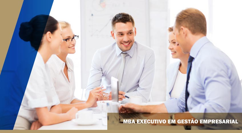 MBA EXECUTIVO EM GESTÃO EMPRESARIAL