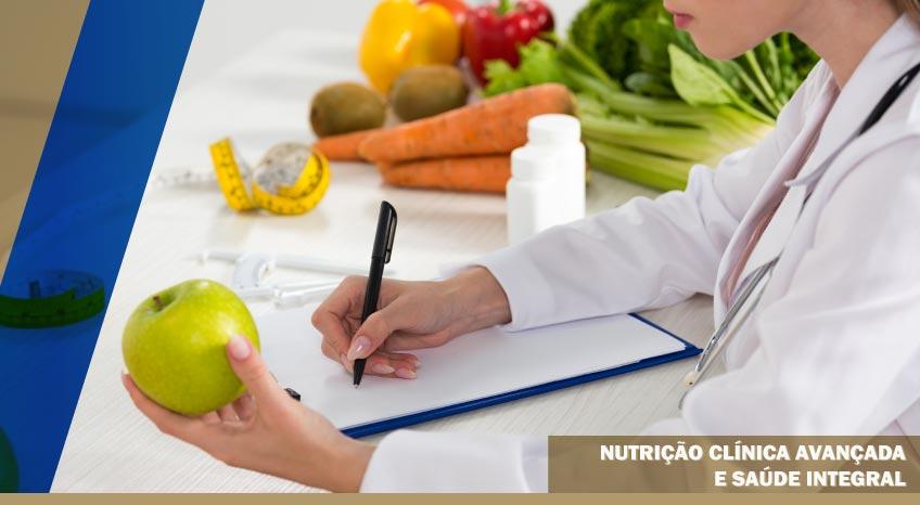 NUTRIÇÃO FUNCIONAL INTEGRATIVA