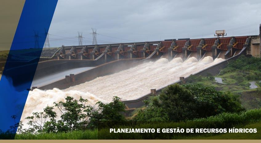 PLANEJAMENTO E GESTÃO DE RECURSOS HÍDRICOS